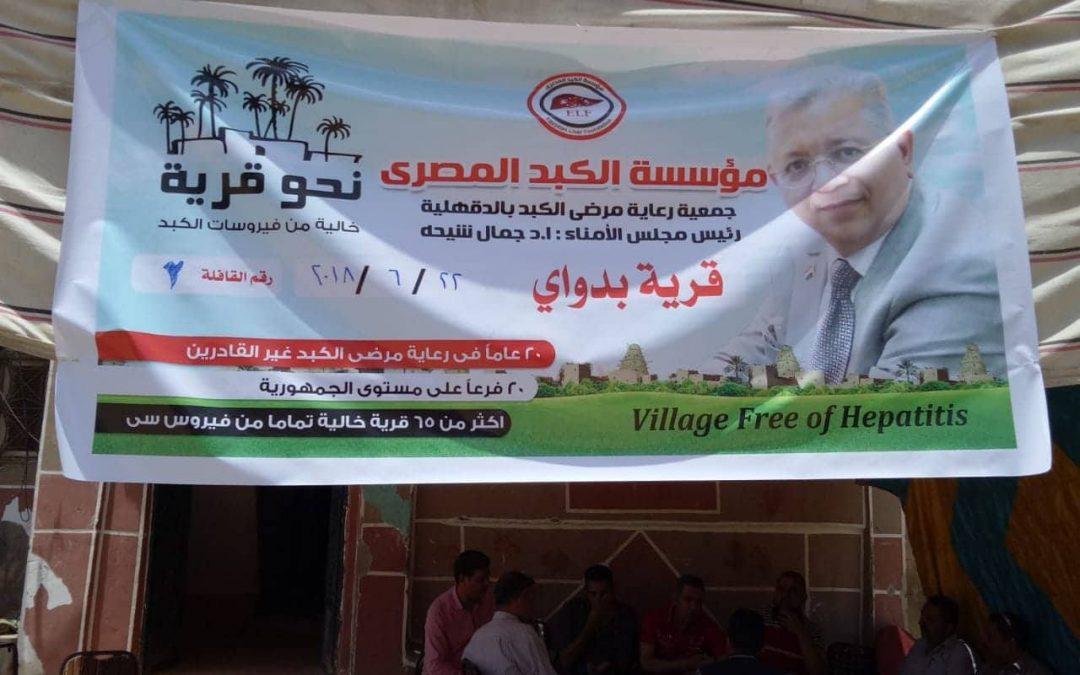 قرية بدواى