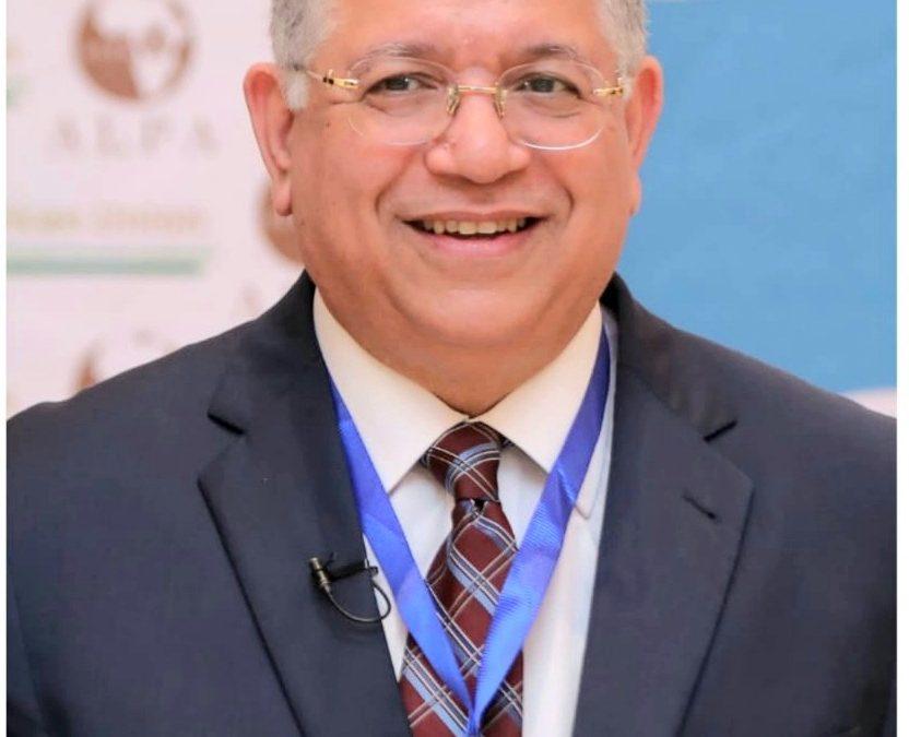 د.جمال شيحه يتصدر قائمة أفضل 6 علماء في العالم أسهموا في القضاء علي فيروس سي